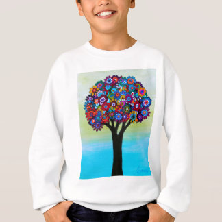 BLOOMING TREE SWEATSHIRT