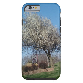 blooming tree tough iPhone 6 case