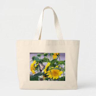 Blooms and Butterflies - Swallow Tail Bags