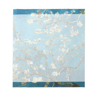 Blossom Almond Tree Vincent van Gogh Memo Pads