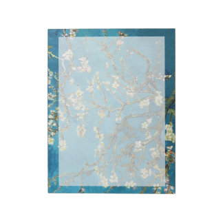 Blossom Almond Tree Vincent van Gogh Note Pads