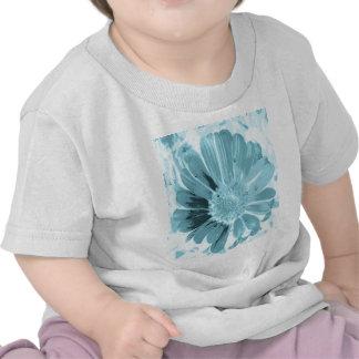 blossom aqua tee shirts
