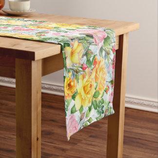 Blossom Beauties Table Runner