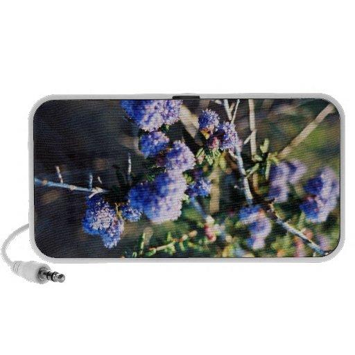 Blossom Blue PC Speakers