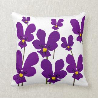 Blossom Decor#3a Modern Throw & Lumbar Pillows
