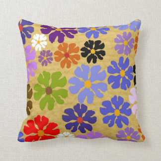 Blossom Decorative Modern#1a Throw & Lumbar Pillow