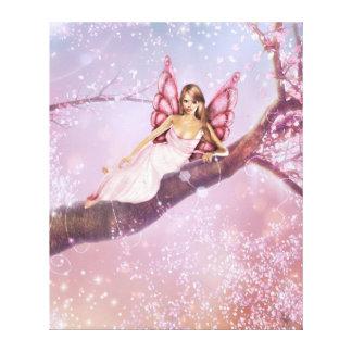 Blossom Fairy Canvas Prints