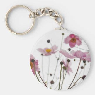 blossom key ring