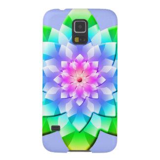 Blossom Mandala Cases For Galaxy S5