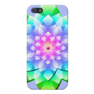 Blossom Mandala Cover For iPhone 5/5S