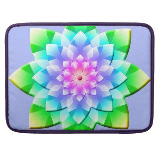 Blossom Mandala MacBook Pro Sleeves