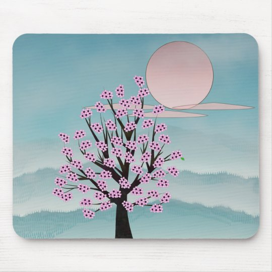 Blossom Mouse Pad