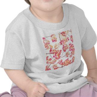 Blossom Pattern Tshirt