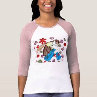 Blossom, the Hippy Faerie T-Shirt