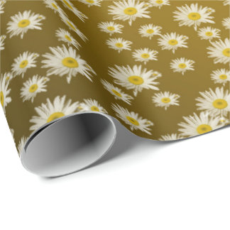 blossom unique, glossy Wrapping Paper, colorful, Wrapping Paper
