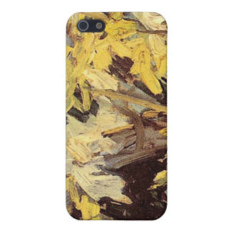 Blossoming Acacia Branches Vincent van Gogh. iPhone 5 Covers