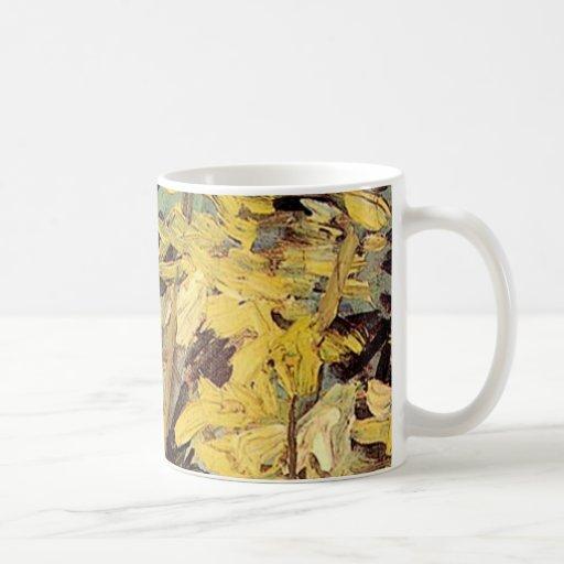 Blossoming Acacia Branches Vincent van Gogh. Coffee Mugs
