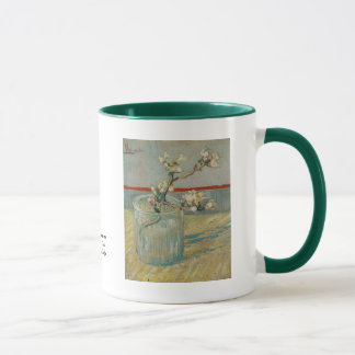 Blossoming Almond Branch by Vincent van Gogh Mug