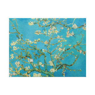 Blossoming Almond Tree by Van Gogh Canvas Print