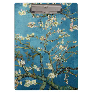 Blossoming Almond Tree by Van Gogh Clipboards