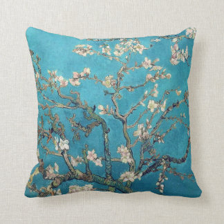 Blossoming Almond Tree by Van Gogh Cushion