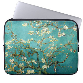 Blossoming Almond Tree by Van Gogh Laptop Computer Sleeve