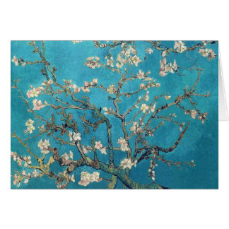 Blossoming Almond Tree Thank You Card