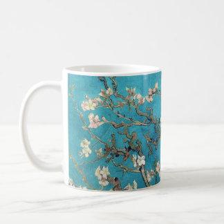 Blossoming Almond Tree Van Gogh Basic White Mug