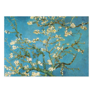 blossoming almond trees, Van Gogh Business Card Templates