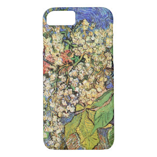Blossoming Chestnut Branches by Van Gogh, Fine Art iPhone 7 Case