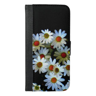 Blossoming darkness iPhone 6/6s Plus Wallet Case