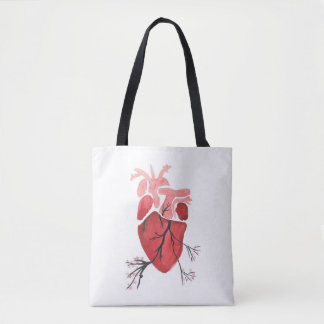 Blossoming Heart Bag