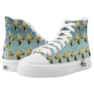 Blossoming Unicorn High Tops