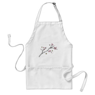 Blossoms and Bees Standard Apron