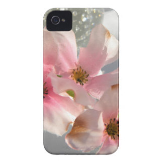 Blossoms and Crystal Case-Mate iPhone 4 Case