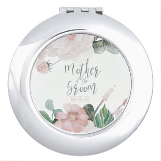 Blossoms & Berries Mother of the Groom ID476 B Mirror For Makeup