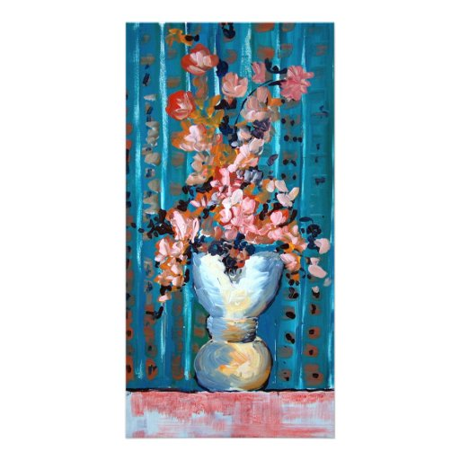 Blossoms by Patricia Cameron Personalized Photo Card