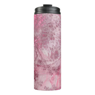 Blossoms Day Abstract Thermal Tumbler