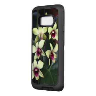 Blossoms Orchid Vine Personalize Destiny Destiny'S OtterBox Defender Samsung Galaxy S8+ Case
