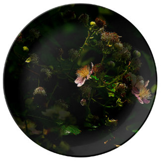 Blossoms Plate
