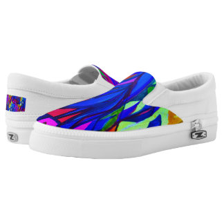 Blossomy Slip-On Shoes
