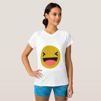 Bloughing / Women's Champion Double-Dry V-Neck T-Shirt