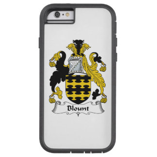 Blount Family Crest Tough Xtreme iPhone 6 Case