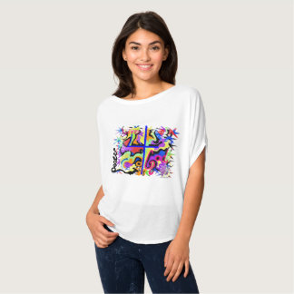 Blouse - LIVE4GOD T-Shirt