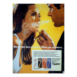 Blow It In Her Face And She Will Follow You Poster