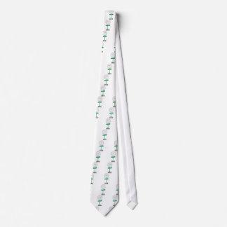 Blow me dandelion tie