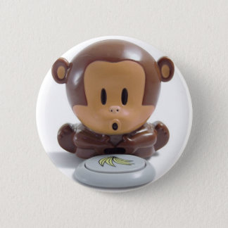 blow-monkey-nail-dryer[1] 6 cm round badge