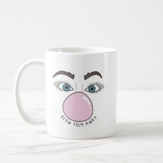 Blow Them Away Coffee Mug
