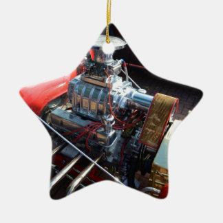 Blower V8 Ceramic Star Decoration