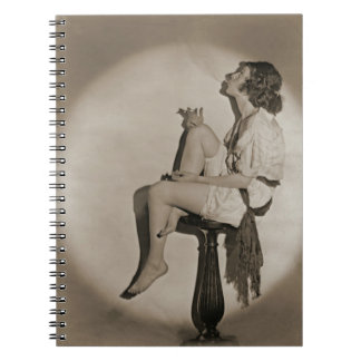 Blowing Smoke 1922 Notebooks